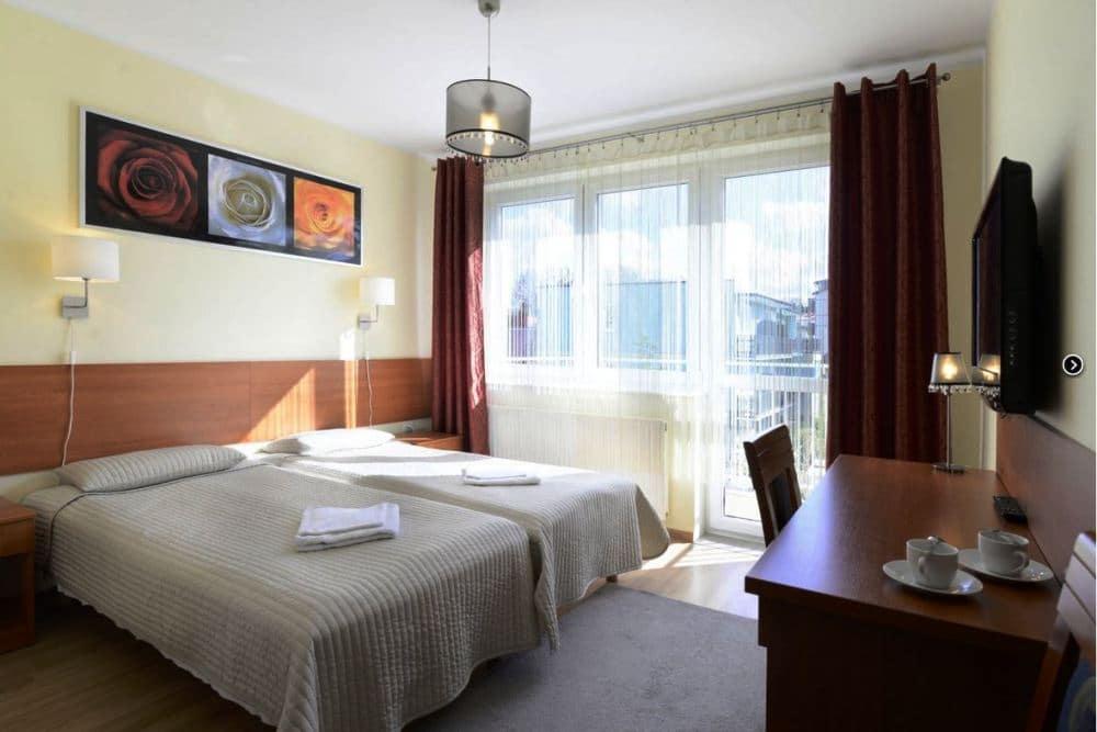 Pokój w OWR Bursztyn