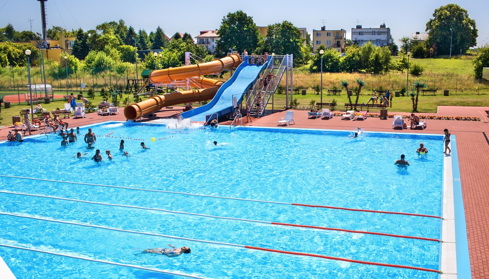 Aquapark Helios