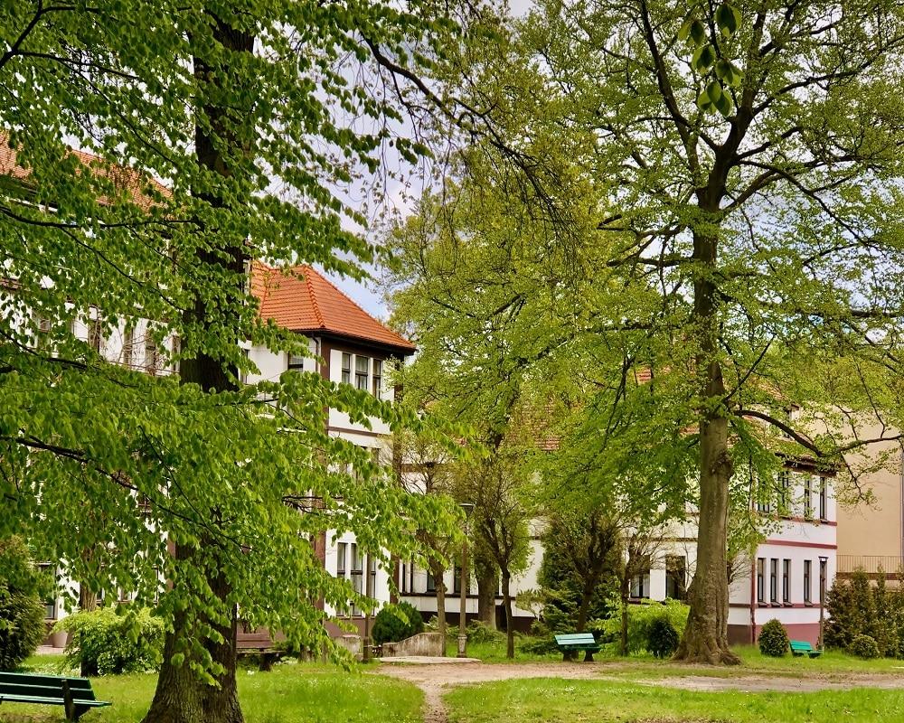 """Sanatorium """"Podczele"""" Kołobrzeg"""