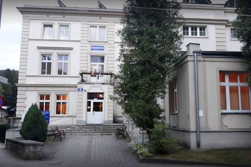 """Budynek """"Rybnicznka"""""""