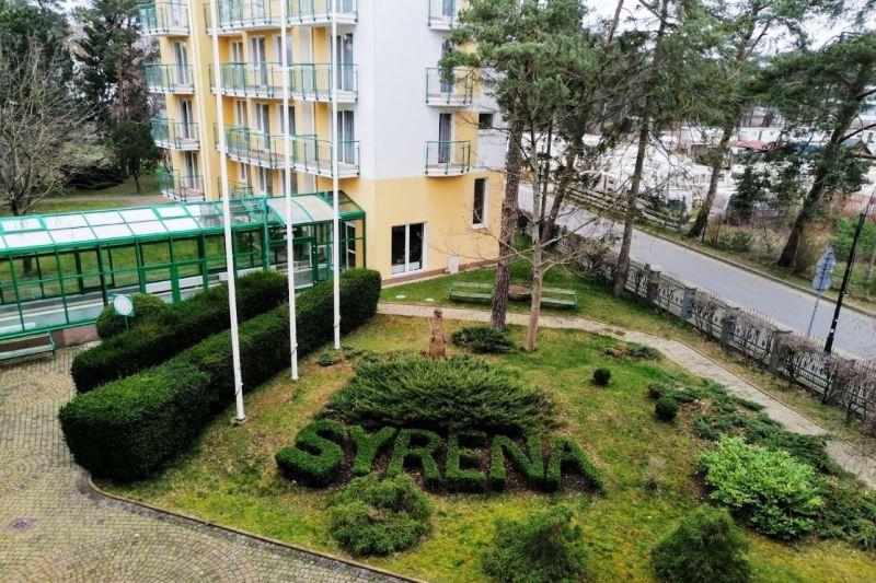 """Ośrodek """"Syrena"""" Mielno"""