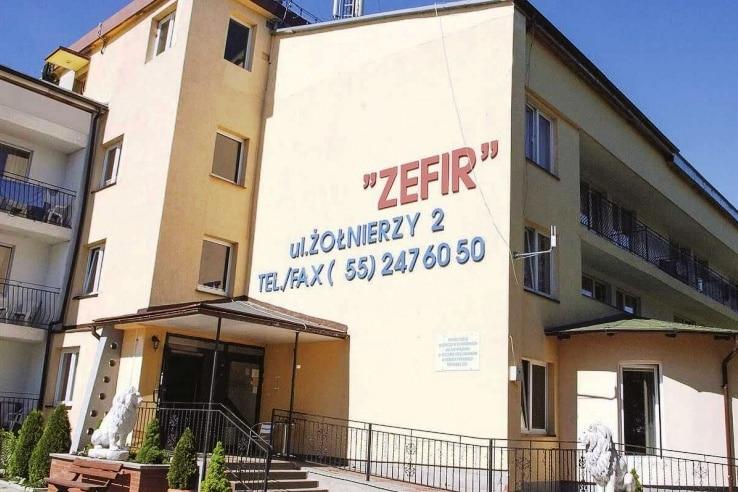 """Sanatorium """"Zefir"""""""