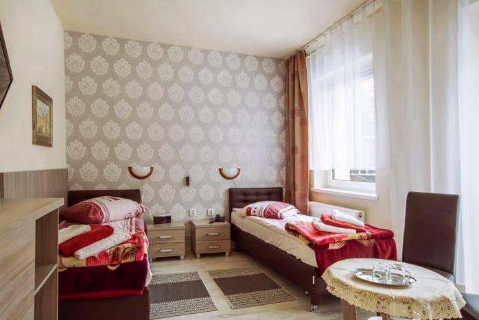 Pokój w Sanatorium