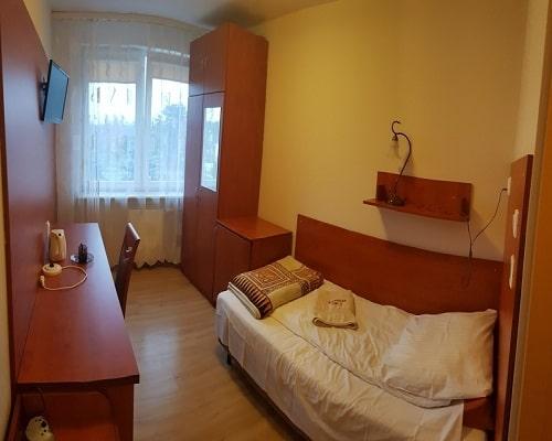 Łazienki I - pokój