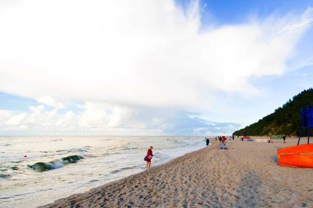 Nadmorska plaża