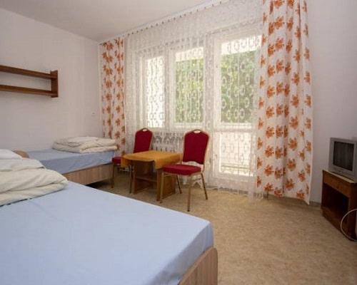 Pokój 2 os w pawilonach kategoria turystyczna