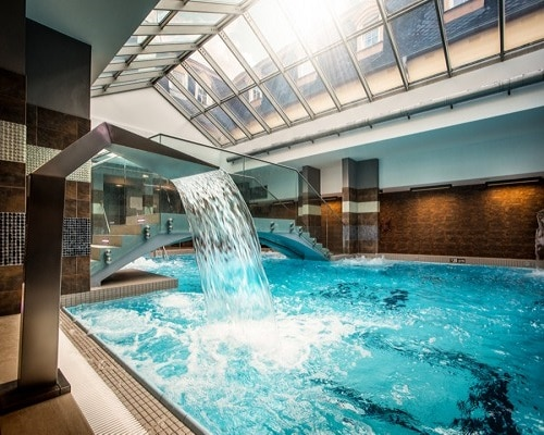 Zameczek - basen